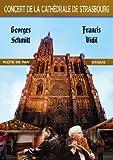 Flûte de pan et orgue : concert à la cathédrale de strasbourg [Francia]