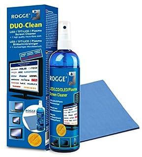Rogge 10025 kit de limpieza para computadora Líquido y paños secos/húmedos para limpieza de equipos LCD/TFT/Plasma - Kit de limpieza para ordenador (Líquido y paños secos/húmedos para limpieza de equipos, LCD/TFT/Plasma, Microfibra, 400 mm, 380 mm, 250 m (B0029ZDRSQ)   Amazon price tracker / tracking, Amazon price history charts, Amazon price watches, Amazon price drop alerts