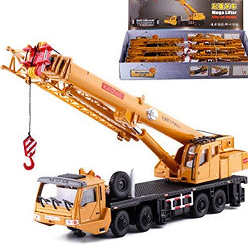 TTGE 1:55 großer kran All-Legierung kran Modell Auto-Bagger BAU Spielzeug Traktor Bagger Spielzeug mit ohne verpackung