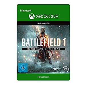 Battlefield 1: In the Name of the Tsar DLC | Xbox One – Download Code