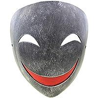 Máscara YN Halloween Horror Escorpión Negra roja Bala Negra Sombra Payaso Naruto ...