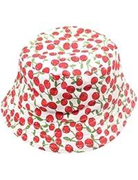 QUICKLYLY Sombrero Pescador con Algodón de Protectora del Sol Sombrero de  Vaquero Primavera Venaro para Bebés 4d0a66235b6