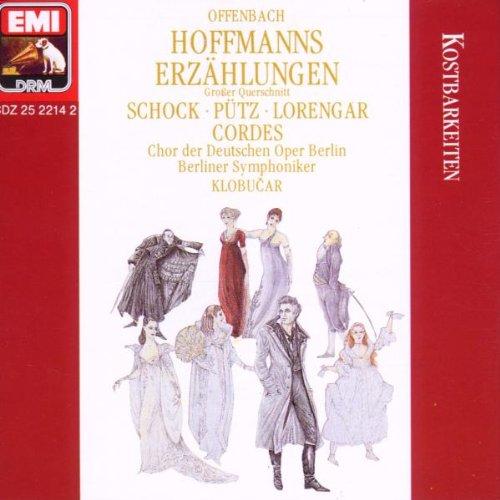 Offenbach: Hoffmanns Erzählungen (Großer Querschnitt) [deutsch]