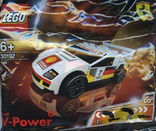 LEGO Racers: Ferrari F40 Establecer 30192 (Bolsas)