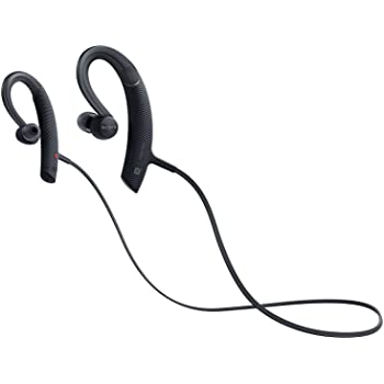 Sony MDR-XB80BS Extra Bass in-Ear Active Sports Wireless Headphones (Black)