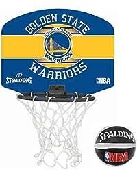Spalding Mini Panier Basket Accessoires NBA Miniboard Golden States