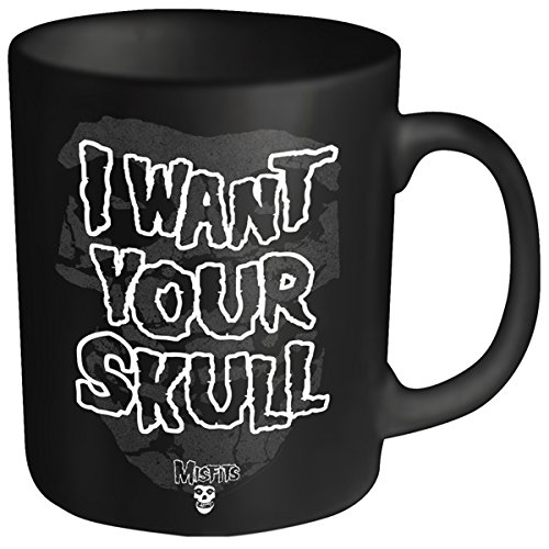 I Want Your Skull Tasse