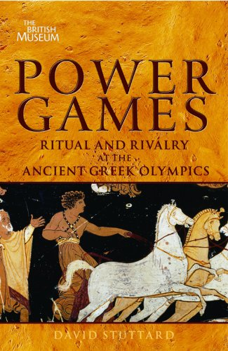 Power Games: Ritual and Rivalry at the Ancient Greek Olympics par David Stuttard