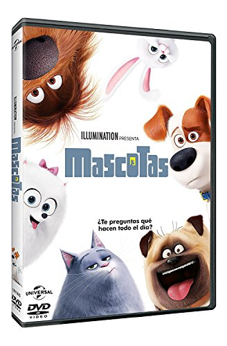 Mascotas - The Secret Life Of Pets [ Non-usa Format: Pal -Import- Spain ]