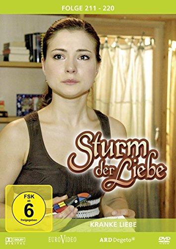 Sturm der Liebe 22 - Folge 211-220: Kranke Liebe (3 DVDs)