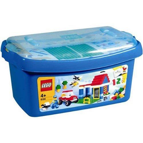 Preisvergleich Produktbild LEGO 6166 - Große Steinebox