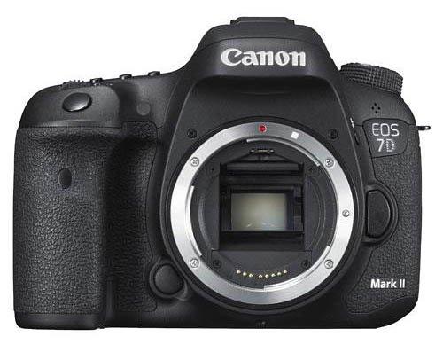 Foto Canon EOS 7D Mark II