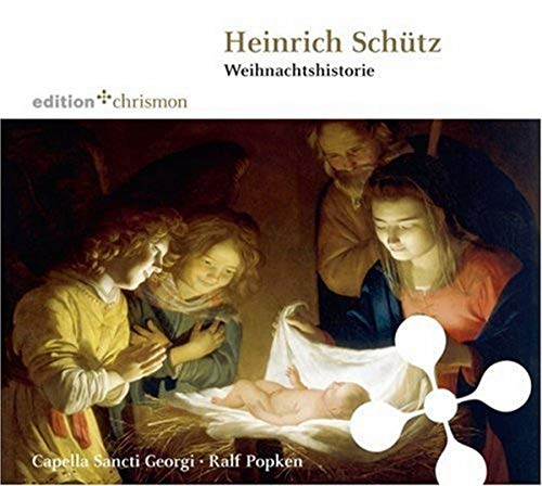 Weihnachtshistorie plus, 1 Audio-CD (edition chrismon)