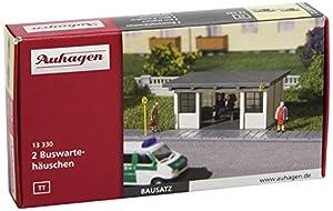 Auhagen Edificio ferroviario de modelismo ferroviario escala 1:72 (13330)