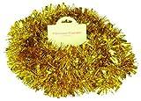 Christmas Concepts 2m Grosso/Fino Orpello - Decorazioni per L'Albero di Natale (Oro)