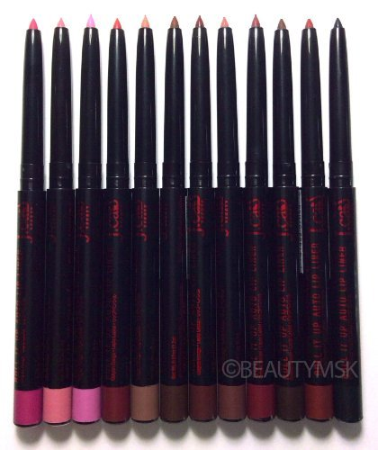 jcat-beauty-roll-it-up-auto-lip-pencil-liner-all-12-colors