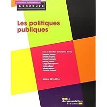 Les politiques publiques - Edition 2015-2016