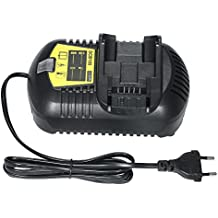 KKmoon Bater¨ªa Cargador Reemplazo para DEWALT DCB105 12V-20V Multitensi¨®n Li-Ion Bater¨ªa Poder Herramientas