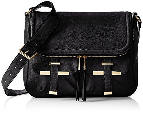 ALDO EARLINGTON Damen Rucksackhandtaschen 14x30x38 cm (B x H x T), Schwarz (Black/98) (Aldo-frauen-schuhe)