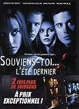 Jack L'Eventreur + Souviens Toi L'Ete Dernier - Bipack 2 Dvd [Import belge]