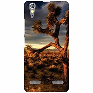 Lenovo A6000 Plus Back Cover - Storm Designer Cases