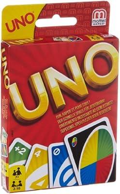 AEC JO1550 Uno Etui Carton Mattel