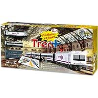 PEQUETREN - Tren con Renfe, viajeros y mercancías (905)