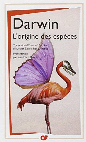 L'origine DES Especes by Charles Darwin(1992-01-01)