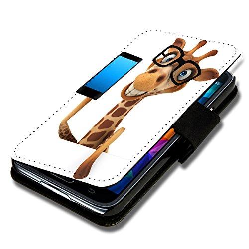 Book Style Flip Handy Tasche Case Schutz Hülle Foto Schale Motiv Etui für Apple iPhone 5C - A44 Design5 Design 7
