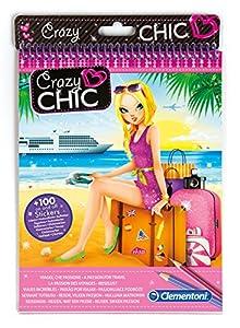 Clementoni - Cuaderno Sketchbook Viajes