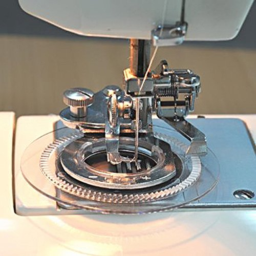 Sewing supplies Direct - Piedino bordatore, per macchine da cucire Brother, Janome, Toyota, Singer Type 2