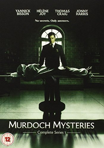 Murdoch Mysteries - Series 1 [4 DVDs] [UK Import]