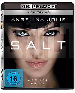 Salt (4K Ultra HD) [Blu-ray]