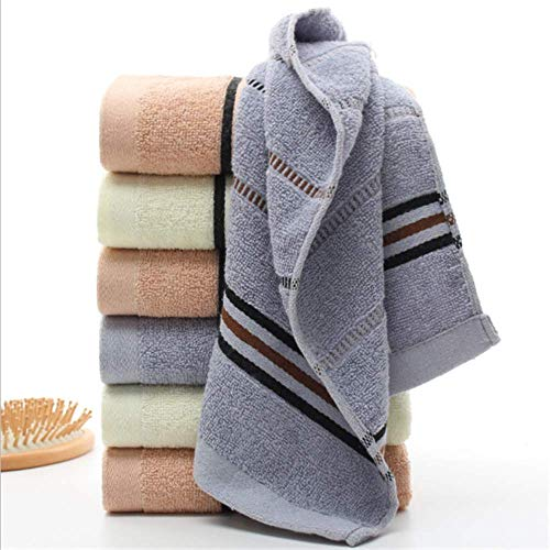 SHJIA Home Textil Handtuch plushness und hohe Saugfähigkeit Verwendung Hause handtücher 34x74cm