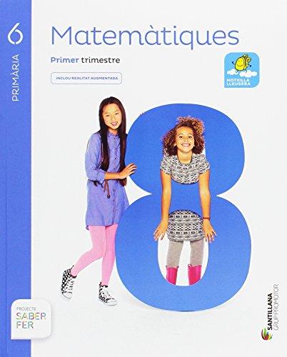 Matematiques 6 primaria saber fer