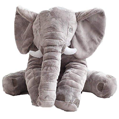 Kentop bebé Niños Elefante Dormir Stuffed Suave Cojín de Peluche Animales de...