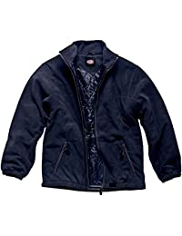 Dickies Padded Fleece (JW81700) NAVY M (Chest 40-42'') JW81700