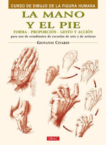 La Mano y el Pie por Giovanni Civardi