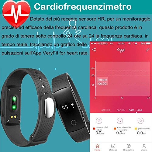Zoom IMG-2 willful orologio fitness tracker cardiofrequenzimetro