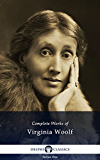 Delphi Complete Works of Virginia Woolf (Illustrated)