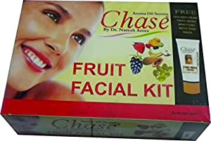 Chase Fruit Facial Kit (585g)