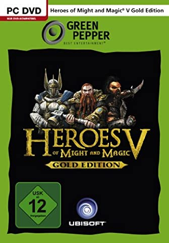 Heroes of Might and Magic V: Tribes of the East - Gold Edition [Green Pepper]