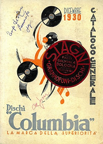 Catalogo generale 1930. Dicembre.