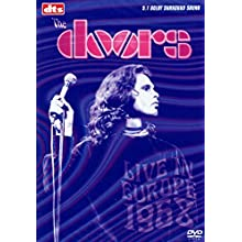 Coverbild: The Doors - Live in Europe