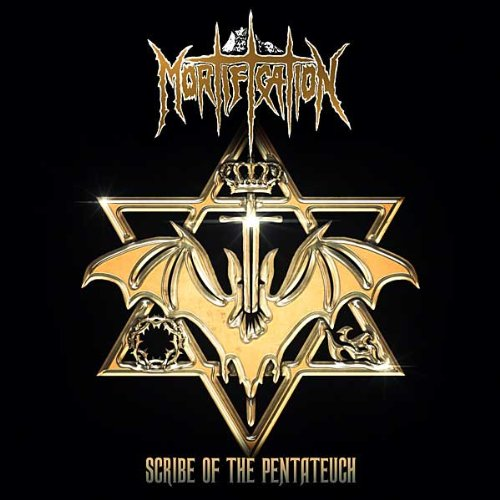 Mortification: Scribe of the Pentateuch (Audio CD)