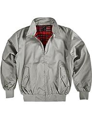 Original GearUp® Harrington Jacke English Style in 12 verschiedenen Designs wählbar