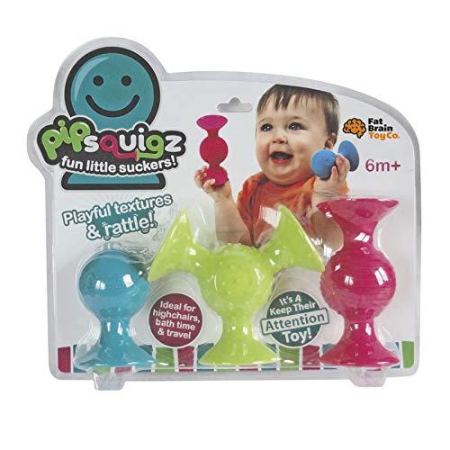 Fat Brain Toys 0182129001523 - Pip Squigz - Sinneswahrnehmung
