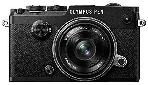 Olympus PEN-F Systemkamera (20,3 MP, 3