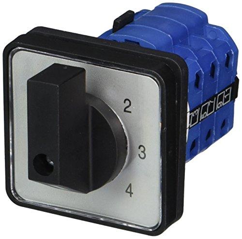 Konvertierung Outlet (Ui660V ith16a 12Terminals 4P Kombination Umschalter lw39b-16)