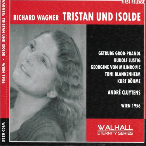 richard wagner tristan und isolde wien 1956 by andr. Black Bedroom Furniture Sets. Home Design Ideas